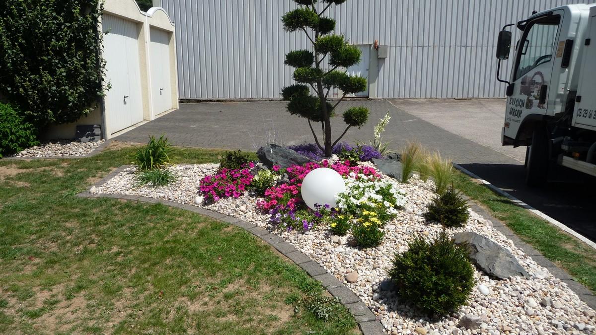 Evasion Jardin Paysagiste références et créations