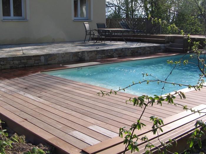 evasion jardin paysagiste r f rences acc s terrasse et piscine. Black Bedroom Furniture Sets. Home Design Ideas