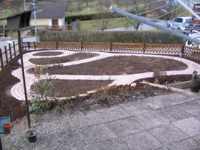 D co jardin potager design 29 toulouse jardin potager for Deco jardin potager