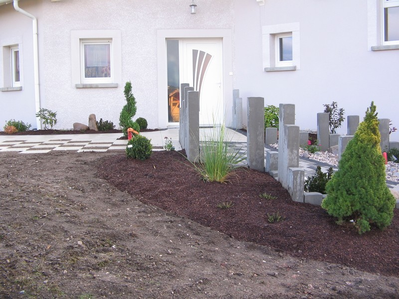 Evasion jardin paysagiste r f rences un jardin design for Jardin design