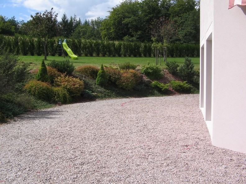 Evasion jardin paysagiste r f rences un jardin design for Terrasse jardin design