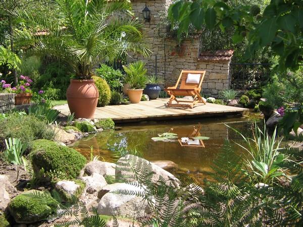 terrasse bois japonaise. Black Bedroom Furniture Sets. Home Design Ideas