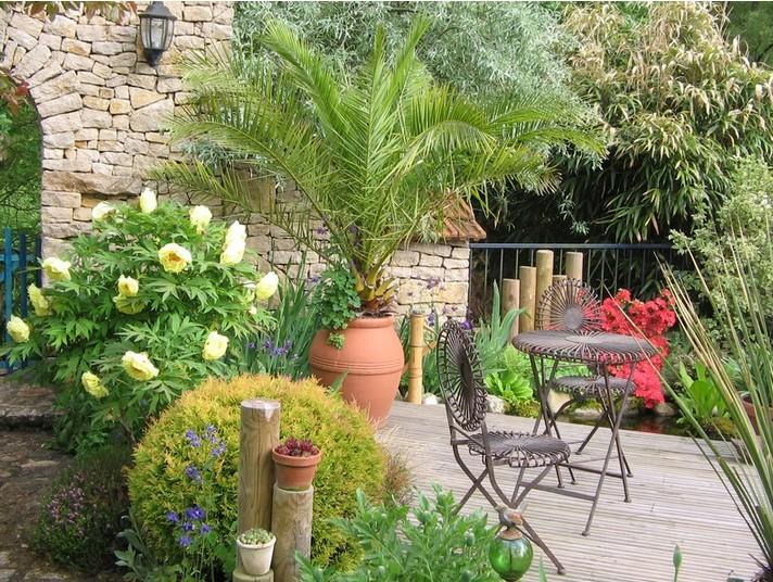 Evasion Jardin Paysagiste références Un style provençal